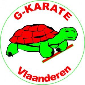 G-karate vlaanderen (rood)