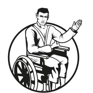 gehandicapteMan